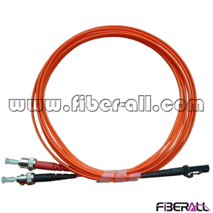 FAPC-TPJPM2 Duplex ST - MTRJ Multimode Fiber Optic Patch Cord