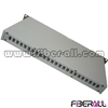 FA-FDF1DM24B-SC,24 Fibers Rack Mounted Non-sliding Optic Patch Panel With SC Adapter Panel at Back Side