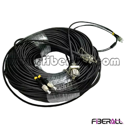 FA-ODC-OPFPS2, 2 Cores FC-ODC FTTA Fiber Optic Patch Cord with ODC Socket for Outdoor Base Station