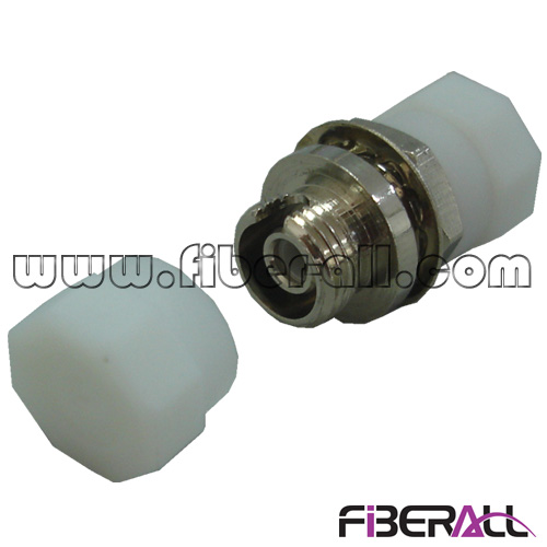 FA-AD-FP1SM-BD Big D-Type FC Fiber Optical Adapter Single Mode Simplex Metal with White Dust Cap