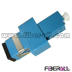 FA-AD-SP1LP-P Plastic Hybrid Conversion Fiber Optic Adapter LC-SC Simplex For Single mode Patch Cord