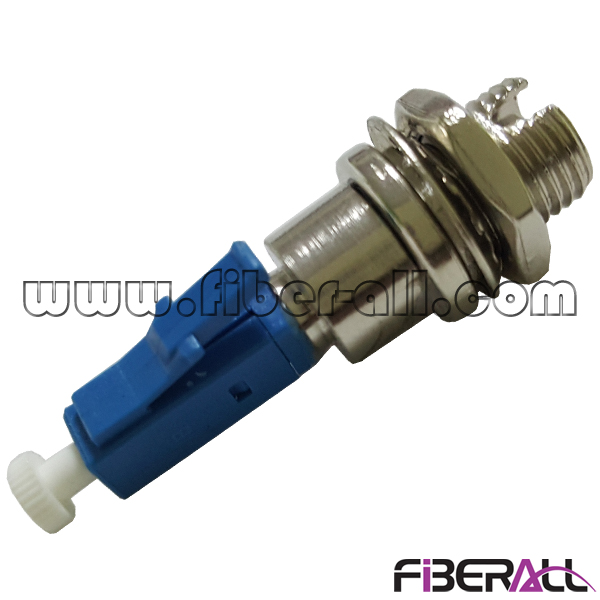 FA-OA-FPFLPM, Hybrid Fiber Optical Attenuator FC/PC Female To LC/PC Male 1~25dB with Ferrule