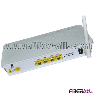 FA-EONU8081WF EPON Optical Network Unit ONU with 1GE+3FE+WiFi for FTTH/FTTD