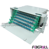 FA-FDR4UM72G 72 Ports 4U Height Rack Mounted Fiber Optic ODF Unit Sliding Out Type with SC/FC/ST Simplex or LC Duplex Adapter
