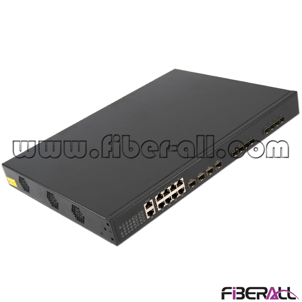 FA-EOLT8608ATG High-Performance Cabinet/Rack Optical Line Terminal OLT with 8 PON Ports