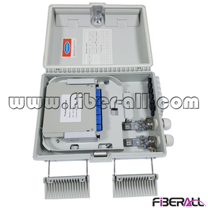 FA-PLCD1×8SU,Outdoor Fiber Optical Distribution Box for PLC Splitter 1x8 SC/UPC in LGX Box