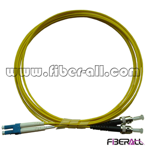 FAPC-LPTPS2 SM Duplex LC/PC-ST/PC Fiber Optic Patch Cord OD2.0mm