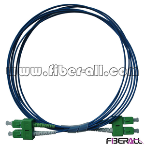 FAPC-SASAS2 SM Fiber Optic Patch Lead SC/APC-SC/APC Duplex