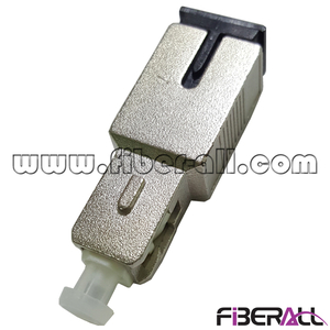 FA-AD-SPMSPF,Conversion Type Fiber Optical Adapter SC/PC Male to SC/PC Female