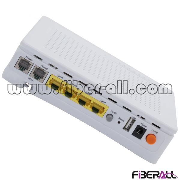 FA-EONU8421 EPON ONU Optical Network Unit with 4FE+2POTS+WIFI for FTTH/FTTD