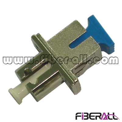 FA-AD-LP1SP-M Metal Hybrid Fiber Optic Adapter LC-SC Single Mode Simplex