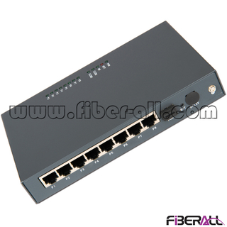FA-EONU8008PD Client-power Supply EPON ONU ONT with One PON Port and 8FE Ports