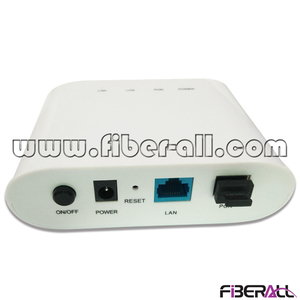 FA-EONU8010ZNM Mini EPON ONU with 1 PON Port and One 10/100/1000M RJ45 Port