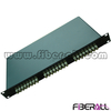 FA-FDR1MD24B-SC 24F Full Loaded Rack Mounted Fiber Optic Patch Panel With SC MM Adapter and Pigtail