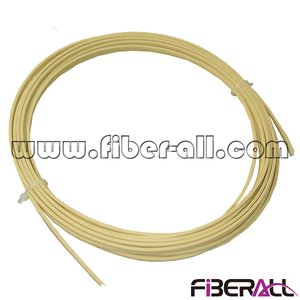 FA-FXDP0102A 1 or 2 G657A Fibers Butterfly FTTH Indoor Drop Optical Fiber Cable with Aramid ARP Strengthen Member