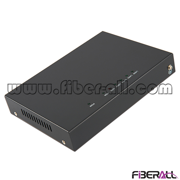 FA-EONU8031DN Metal EPON ONU ONT with 1PON and 4 10/100/1000M Ports