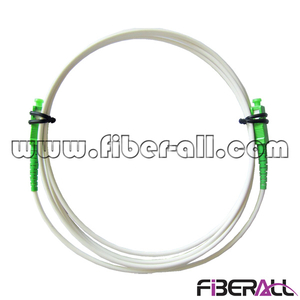 FAPC-SASAS1W,FTTH G657B3 Bending Insensitive Fiber Optic Patch Cord SC/APC-SC/APC White