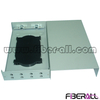 FA-FDTWFM08G-ST Mini Type Wall Mounted Fiber Distribution Box with 8 ST Ports