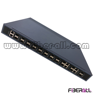 FA-GOLT8616ATG Cabinet/Cassette Type GPON OLT Optical Line Terminal with 16 PON Ports